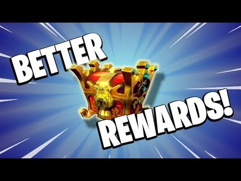 GET *BETTER* REWARD CHESTS in Fortnite Save the World PvE