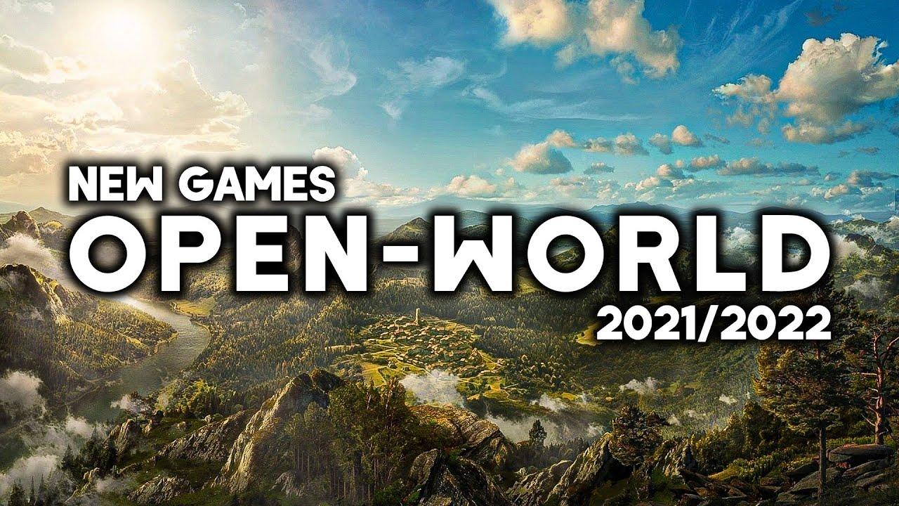 Download Top 10 NEW Massive OPEN WORLD Upcoming Games 2021 & 2022 (4K 60FPS)