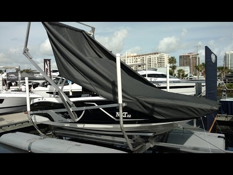 Sunstream SwiftShield Automatic Boat Cover At Ft