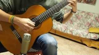 FF VIII - Breezy - Guitar Cover