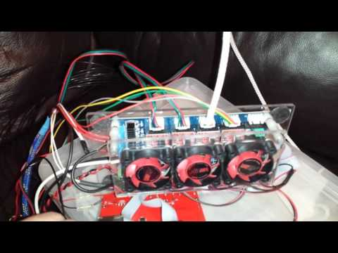 DIY 3D PRINTER - HIGH END METAL - ABS
