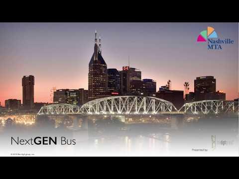 Nashville Intelligent Transit - Press Release