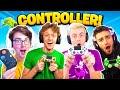 One Percent House Switches to Controller... ft. Kiwiz, Formula, Randumb, Nicks
