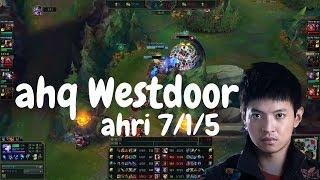ahq Westdoor 西門夜說 阿璃|7.11|對面HKA中野雙排 西門夜說 練角不說