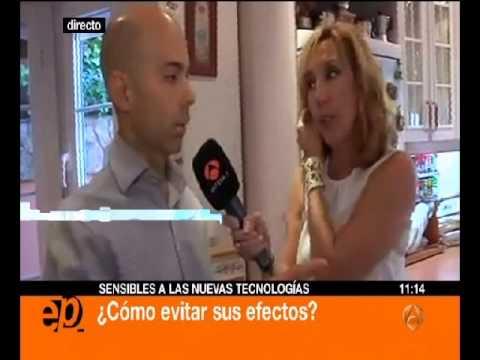 ALBERTO CELA EN ANTENA 3 TV
