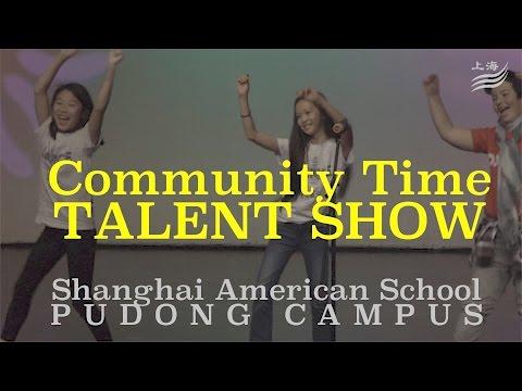 SAS MS Pudong Talent Show (November 2016)