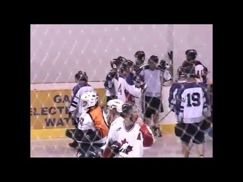 2005 Calgary Ball Hockey League, Tier 4 Championship