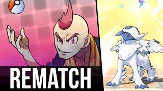 Elite Four Sidney REMATCH! - Pokémon Omega Ruby and Alpha Sapphire!