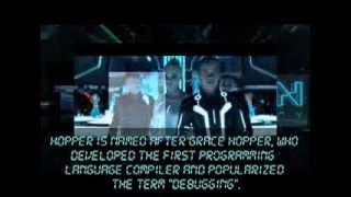 TRON: Legacy's Secrets: A Visual Guide (Easter Eggs & Homages)