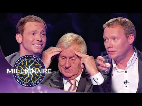 Joe Swash and Ricky Groves Strike Out Early - Soap Stars - Who Wants To Be A Millionaire?