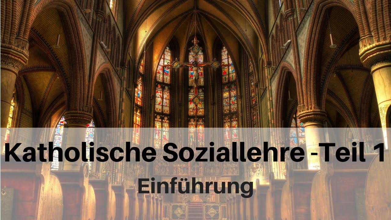 Katholische Soziallehre Prinzipien