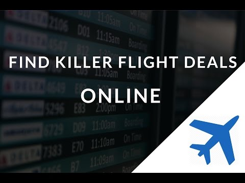 How to Find the Cheapest Flights Online | Cheap Flight Secrets | Skyscanner Tutorial 2017