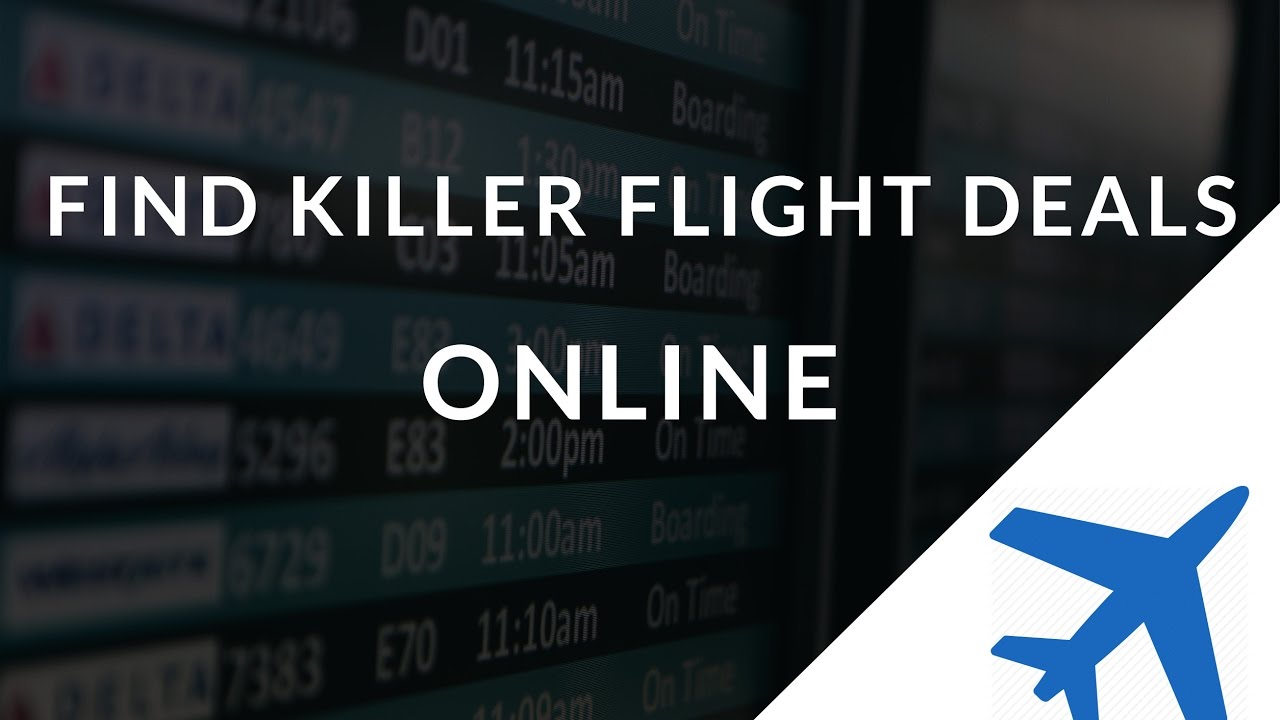 How to find the cheapest flights online cheap flight for How to find cheapest flight
