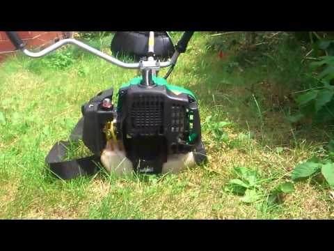 Qualcast GDB30B Petrol grass trimmer