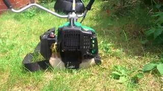 Qualcast GDB30B Petrol grass trimmer