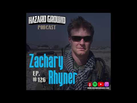 Ep. 126 – Zachary Rhyner (Combat Controller/Air Force Cross)