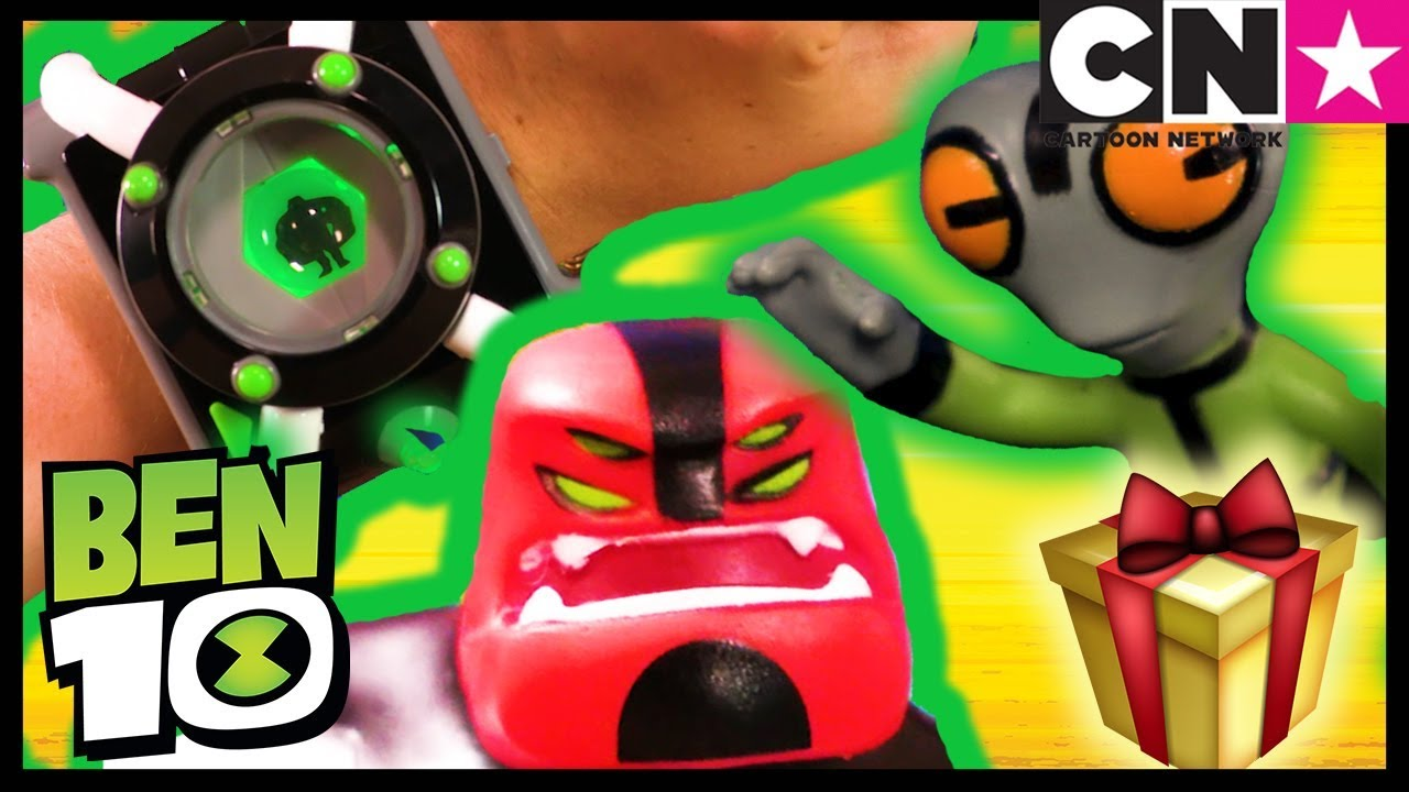 Ben 10 Upgrade Toy Ben 10 Toy Play | ALL ...