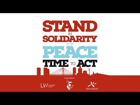 13th World Summit of Nobel Peace Laureates in Warsaw, 21-23 October 2013