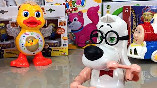 MR PEABODY AND SHERMAN SING CHINESE SONG
