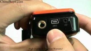 2 4 tft 5mp digital camcorder orange dv8000a
