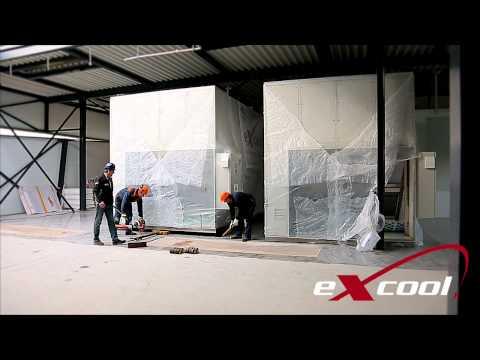 Excool - ITB Datacenter, Netherlands