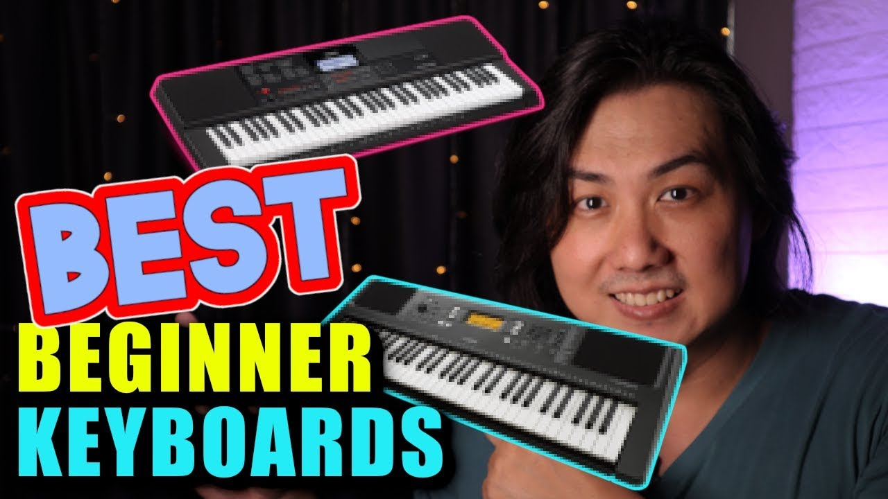 best budget keyboards for beginner how to choose your 1st keyboard piano youtube. Black Bedroom Furniture Sets. Home Design Ideas