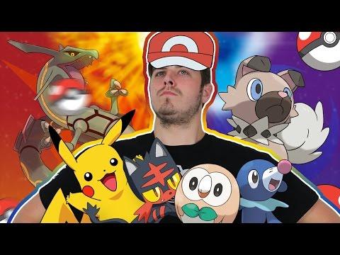 LEER VAN DE MEESTER!! - Pokémon Sun and Moon Let's play #2