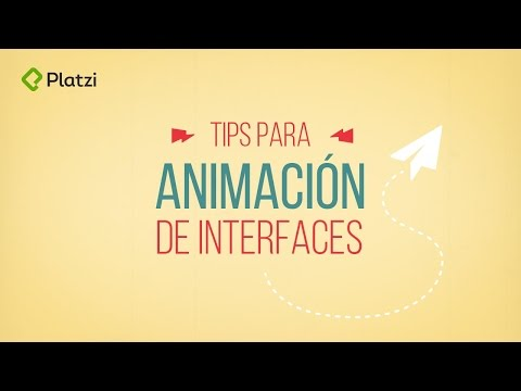 3 tips fáciles de animación de interfaces