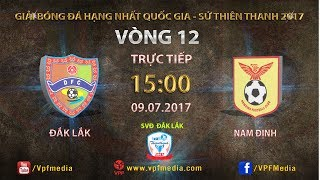 Dak Lak vs Nam Dinh full match
