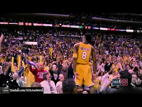 KOBE BRYANT: 8 to 24 - The CAREER!
