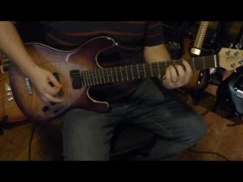 Ernie Ball Music Man Steve Morse SM-Y2D Signature Electric Guitar