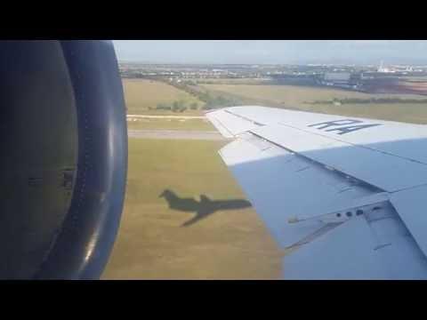 Grozny Avia YAK-42D RA-42379 Takeoff from Simferopol