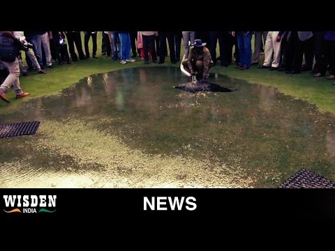 New KSCA drainage system to ensure no play is lost because of a wet outfield | Wisden India