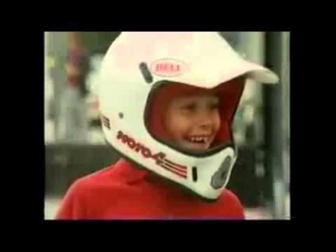 The bike!80's old school BMX free style Movie  Carlo griggs(