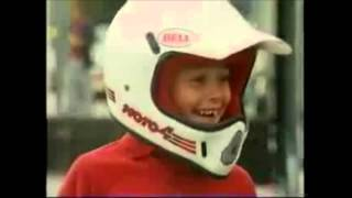 The bike!80's old school BMX free style Movie  Carlo griggs( davies)
