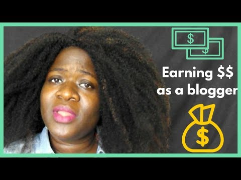 4 Ways I Make Money As A Blogger