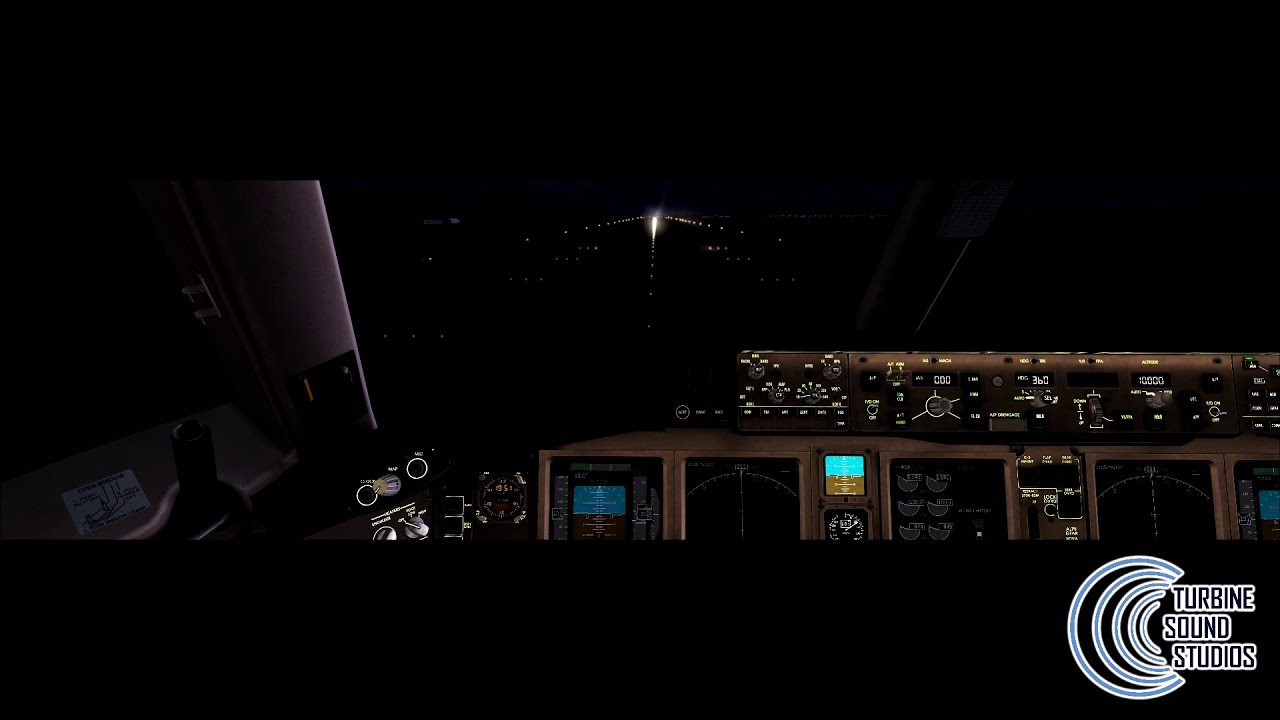 TSS - Boeing 777 PW4090 preview 2 - hmong video