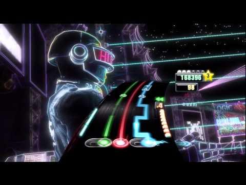 (DJ HERO) Daft Punk - Megamix 5 Stars (402.828 Points)