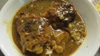 Easy Cajun Chicken Stew Recipe