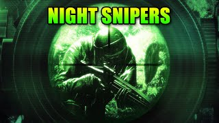 Squad Up - Night Snipers | Battlefield 4 Gameplay