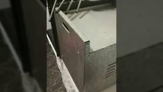 Cambio termostato horno de cocina