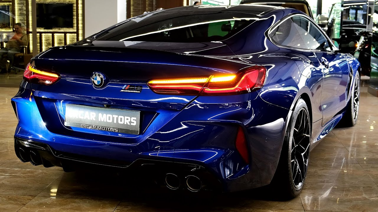 2021 BMW M8 Competition - Wild Car!