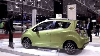 Your first look: The 2013 Chevrolet Spark presented by Sweeney Chevrolet Buick GMC (1/2)