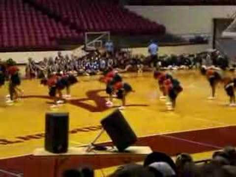 Decatur High School Varsity Cheerleading Dance