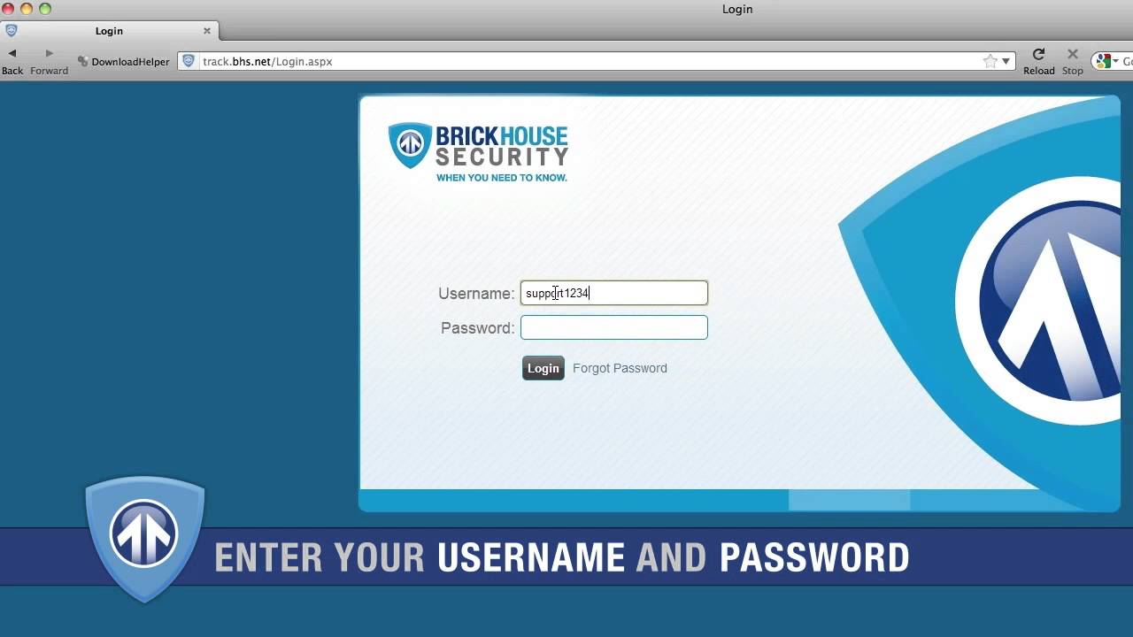 brickhousesecurity.com login
