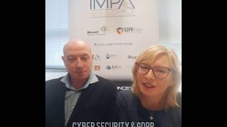 Cyber Security & GDPR