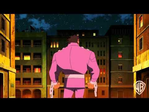 Superman vs The Elite Coldcast Clip