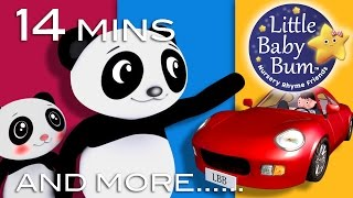 Learn with Little Baby Bum | Road Safety Song | Nursery Rhymes for Babies | Songs for Kids