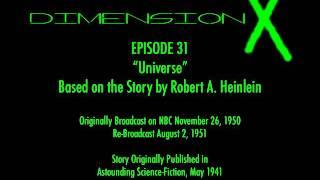 Universe (Dimension X)