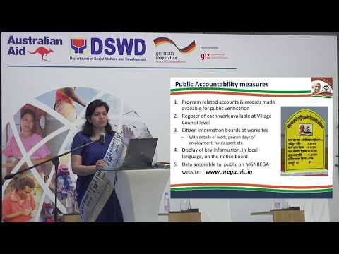 Presentation on Mahatma Gandhi National Rural Employment Act
